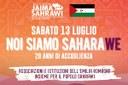 Giornata di accoglienza dei bambini Saharawi