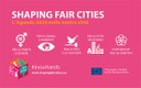 Shaping fair cities, al via la campagna internazionale