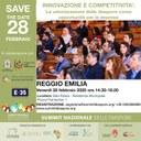 Invito 28 febbraio Reggio Emilia