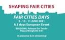 Al via il 9 giugno a Bologna e online la tre giorni di Shaping Fair Cities