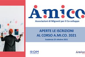 Corso di formazione online per associazioni di migranti