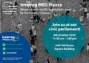Il Med alla Settimana delle Regioni a Bruxelles, 7-10 ottobre