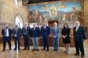 Cooperazione territoriale, visita ufficiale a San Marino