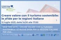 Confronto tra i programmi Interreg e le Regioni sul Turismo sostenibile