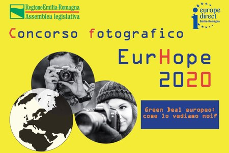 Concorso fotografico EurHope 2020