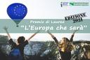 """Premio """"L'Europa che sarà"""" per tesi di laurea su tematiche europee"""