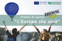 """Premio """"L'Europa che sarà"""" – edizione 2022"""