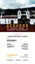 Programma Ecuador 21 marzo Ferrara