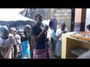 Inaugurazione del mercato di Quelimane