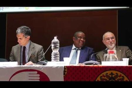 Incontro con l'ambasciatore mozambicano
