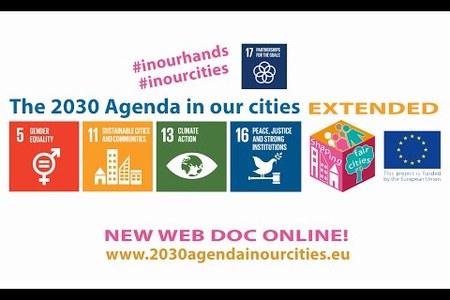 L'Agenda 2030 nelle nostre città - Web doc trailer