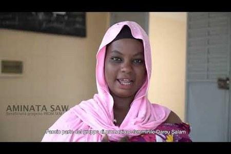 Progetto Prom sen - Senegal